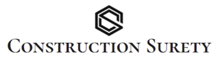 Logo for Construction Surety by Designs on the Web
