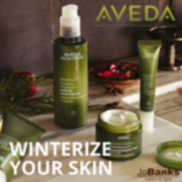Winterise your Skin with Aveda Skincare Products, now available in-store