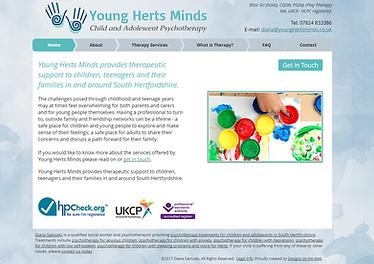 Hertfordshire Psychologist for kids and teens