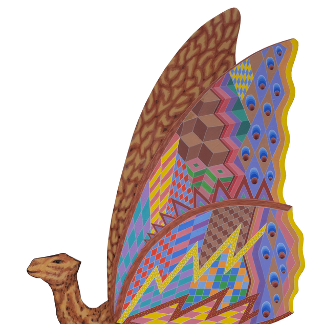Flying Camel