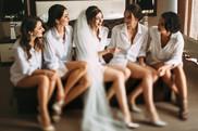 Jenter på Bachelorette Party