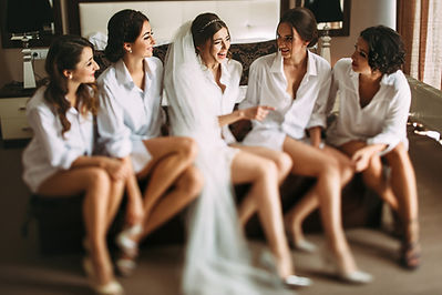 Les filles à Bachelorette Party