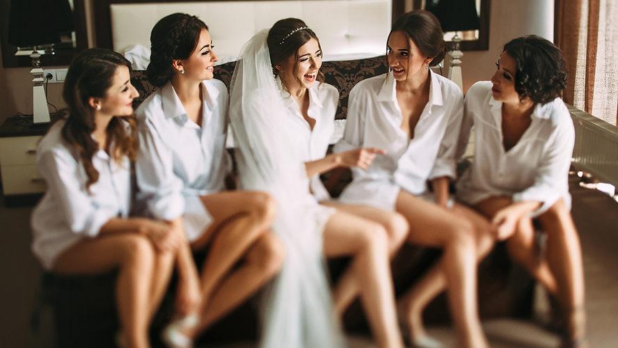 Junggesellinnenabschied für stilvolle Bräute und ihre Freundinnen