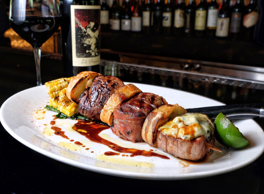 Chicago Food Magazine | Stefani Prime Introduces Weekday 'Steaks on The Rail' Deal