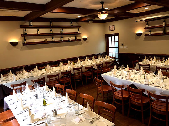 Tuscany Taylor Private Dining Room