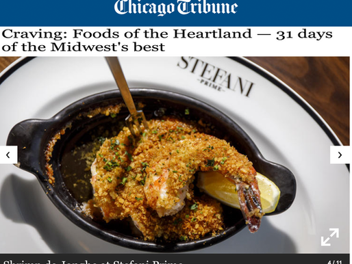 Chicago Tribune | Craving: Foods of the Heartland-31 days of the Midwest's best !