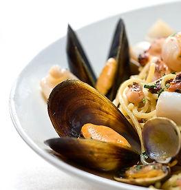 Tuscan Inspired Seafood