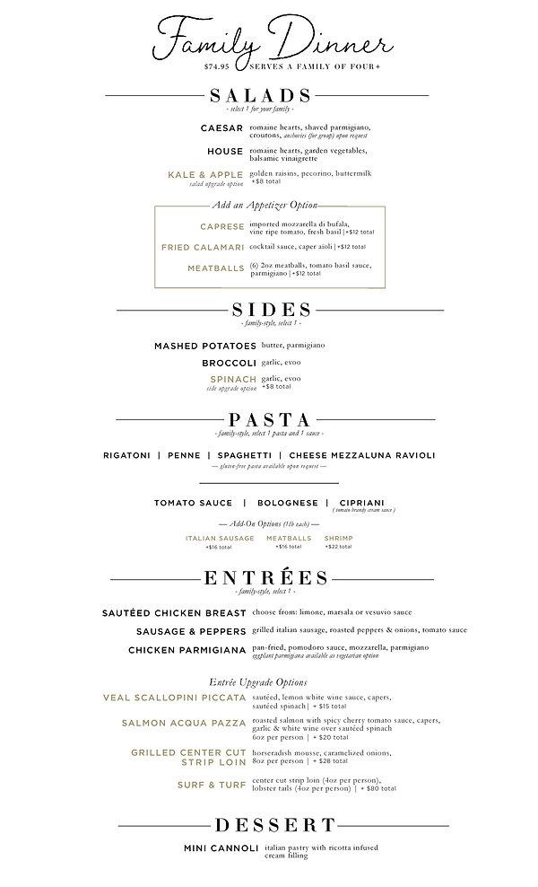Prime Family Dinner Menu_November2020-pa