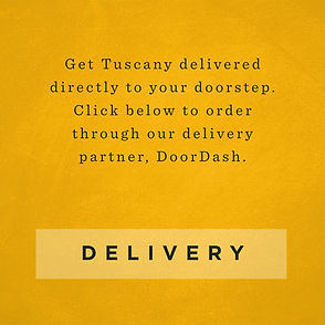 Tuscany Taylor Doordash delivery