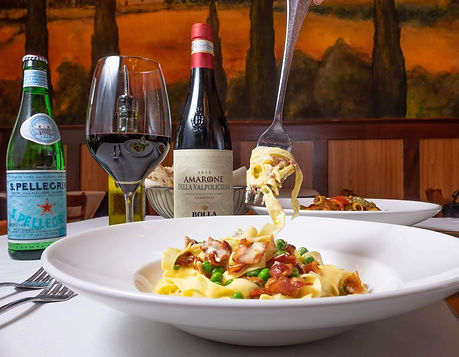 Perfectly paired pasta dishes with Italian wines