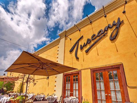 Tuscany Restaurant Wheeling