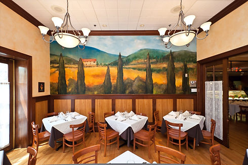 Sienna Lucca - Private Dining Room