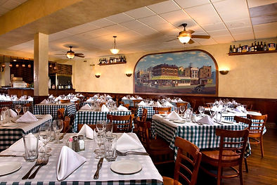 Tuscany Taylor main dining room