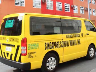 Partnership with Singapore School Manila