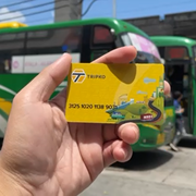 Tap your TRIPKO at Route 14 Buses