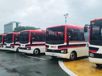 DOTR Deploys 150 units of Modernized Jeepneys