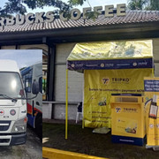 Tap your TRIPKO at Murcia Transport Cooperative