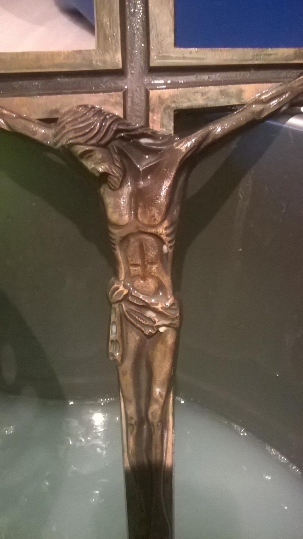 Le bronze nettoyé