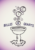 logo bulles de granite