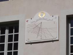 Cadran solaire-Grenoble