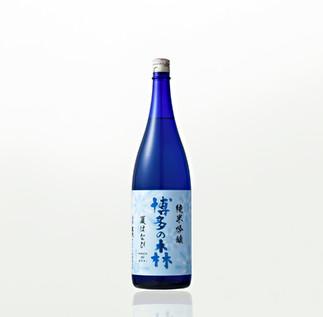 純米吟醸夏はなび博多の森1800ml