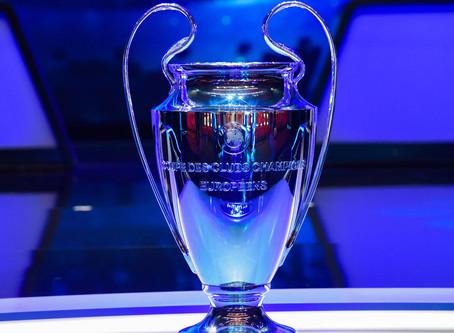 Champions League Final in Lisbon 2020