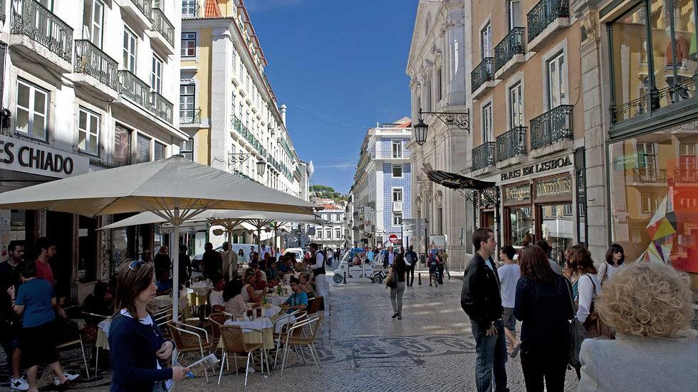 Lisbon Free Walking Tour - www.toursdeportugal.com