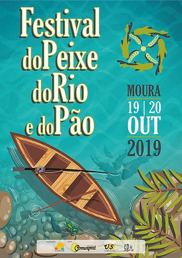 Moura - Festival do Peixe do Rio e do Pão