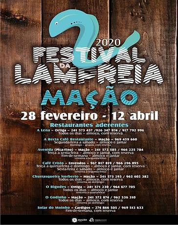 Festival da Lampreira - Mação