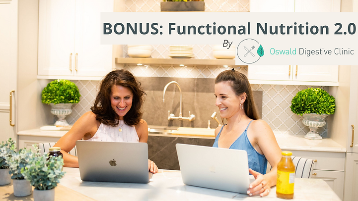 Functional Nutrition 2.0 Bonus Section (