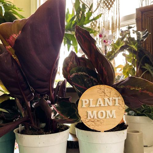 Plant Mom - Plant Topper