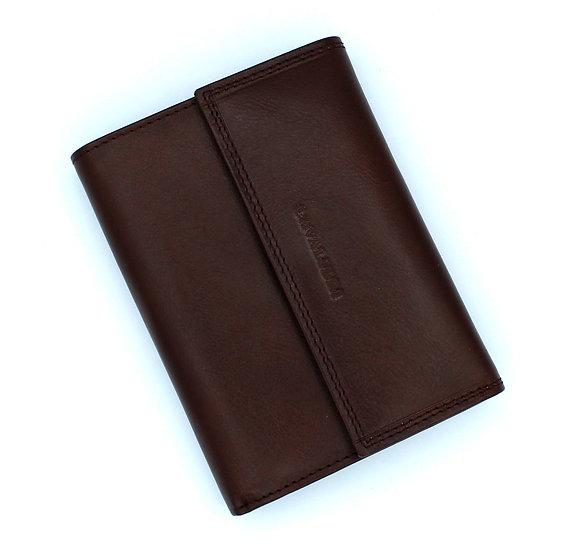 Leather wallet cowhide by CAVALIERI