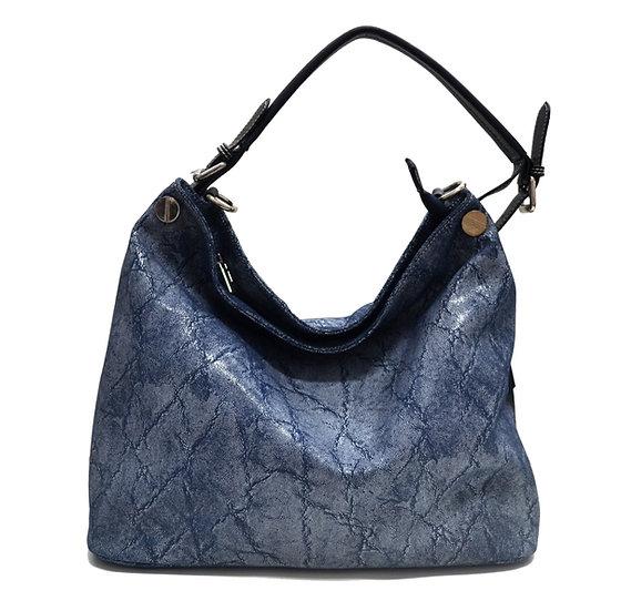 Vera Pelle Leather Handbag Made in Italy
