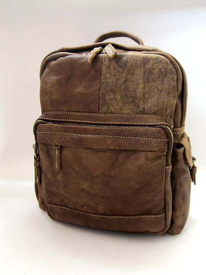 Amica Leather Backpack Nabuk