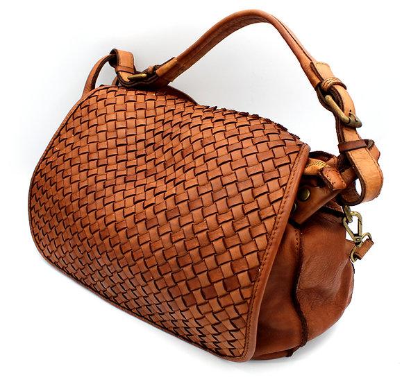 Genuine Leather bag, women leather super soft Handmade Florence