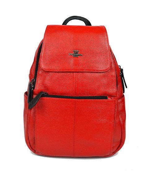 Daniela Moda backpack Red