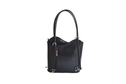 Made In Italy Height Quality It Can Be Use Like A Backpack Handbag Italian Design And Style