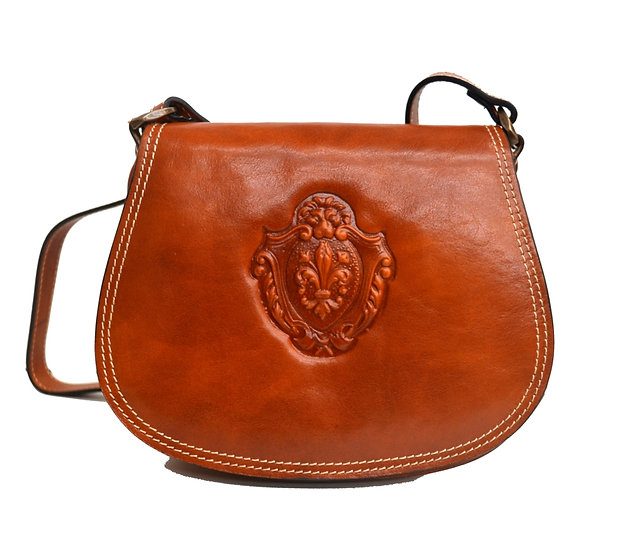 Giglio Vera Pelle Leather handbags AMICA