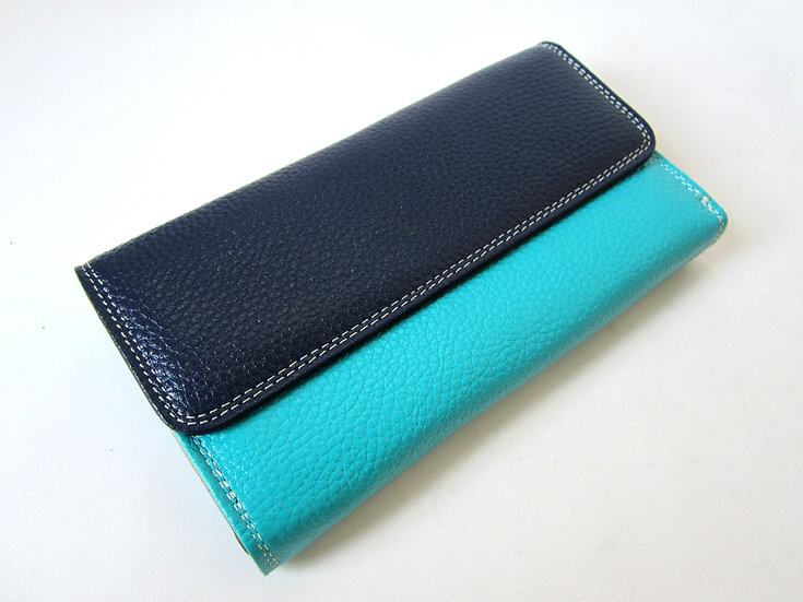 Genuine Leather wallet L6379 AMICA