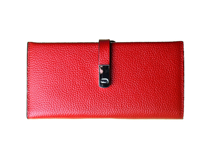 Women leather wallet Florence