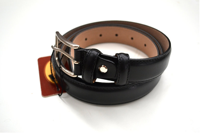 Leather belt CAVALIERI Made in Italy