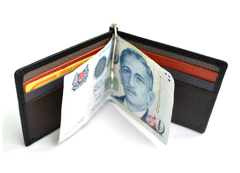 Money clip Vera Pelle