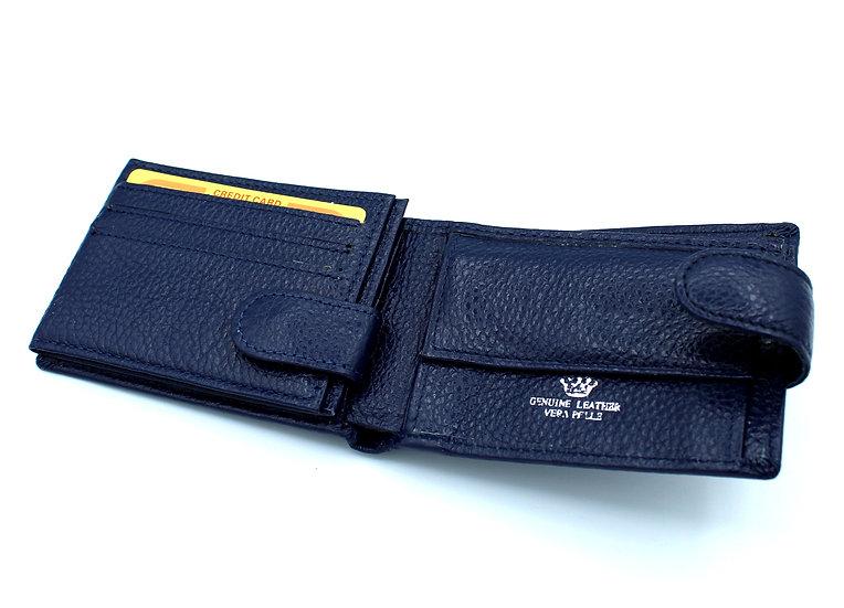Man Leather wallet Vera Pelle