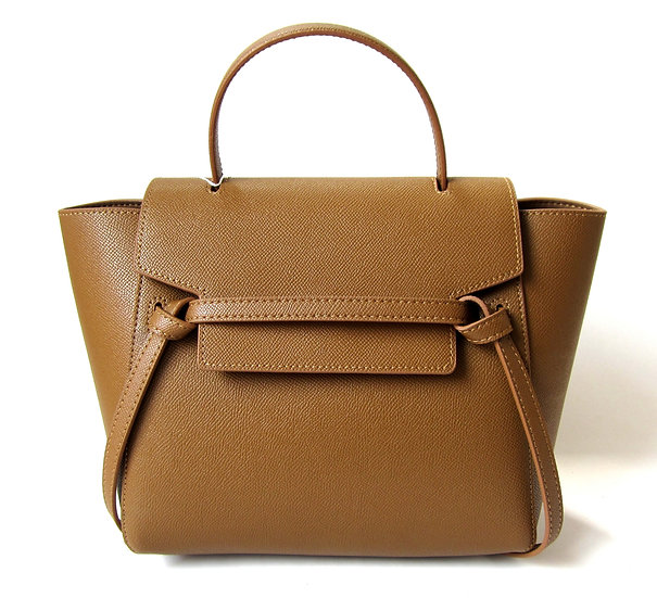Leather Handbag Amica