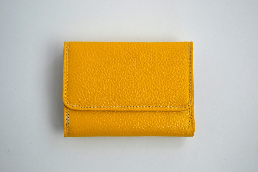 Leather Small Wallet DANIELA MODA