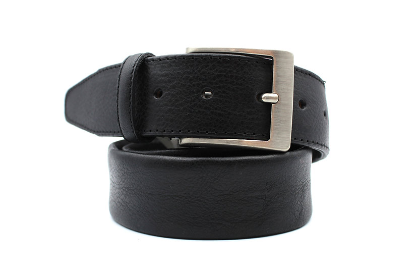 Leather belt secret pocket for money travel safe Italy Cavalieri