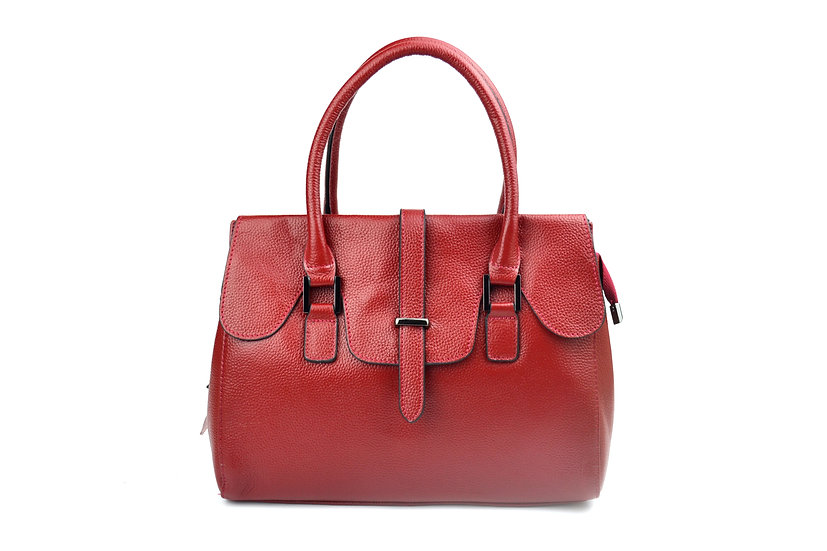 Beauty women leather bag