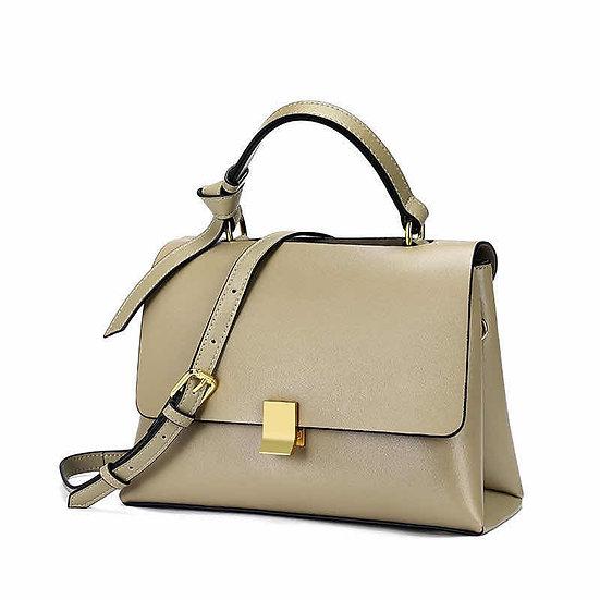 New Fashion design handbag Leather