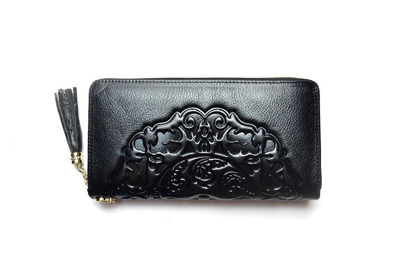 Leather Wallet Elegant quality, Black