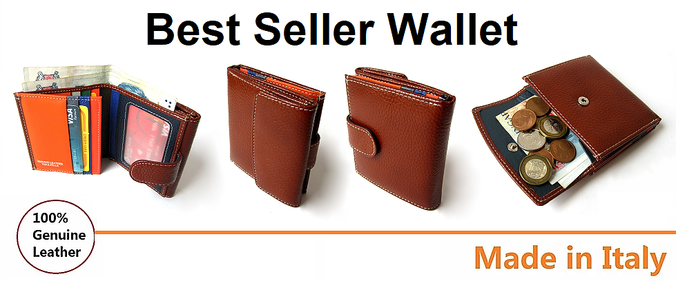 Leather wallet Best Seller